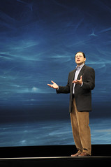 Jonathan Schwartz, CommunityOne General Session, Moscone Center SF