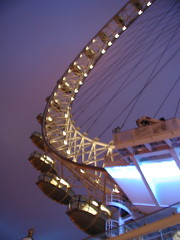 London Eye (night)