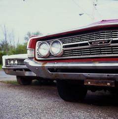 GT (birdcage) Tags: mediumformat virginia vintagecar easternshore va gt oldcar yashicamatlm e6