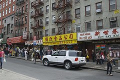 Chinatown, New York City by jenniferrt66, on Flickr