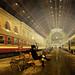 Keleti Train Station in Budapest