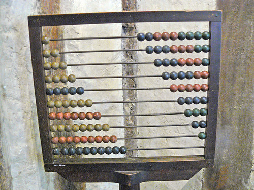 [picture of an abacus]