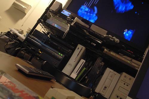 """Videogame Bar """"AButton"""" @ Akihabara"""