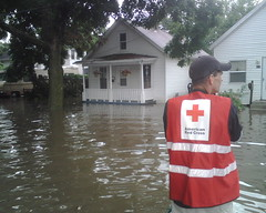 Red Cross assists in Iowa floods