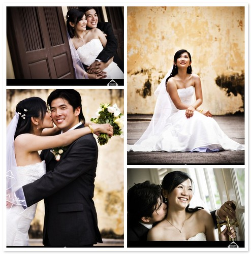 June & Kelvin's wedding