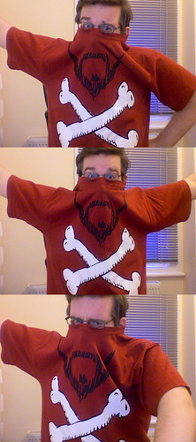 Beware of Beard Triptych