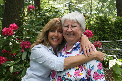 Auntie Diane and Eka