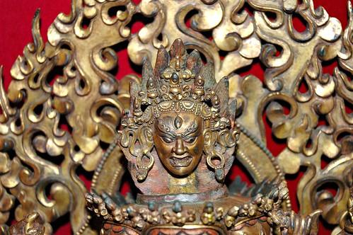 Hevajra Buddhist Tantric deity by Wonderlane