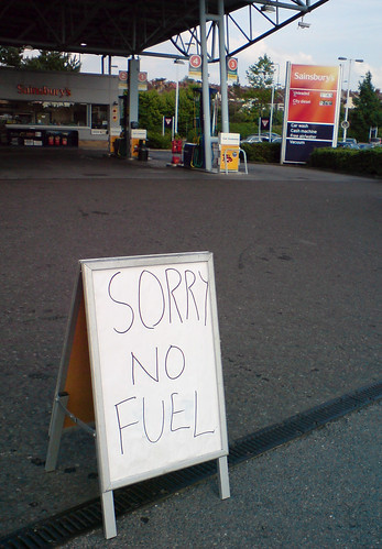 Sorry no fuel