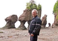 Hopewell Rocks (Jim Pare) Tags: newbrunswick 2008 hopewell