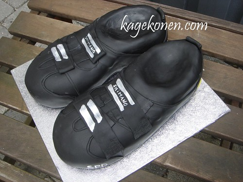 Bike-shoes