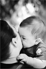 DSC_9532- ({Ema}) Tags: blackandwhite baby love hearts 50mm kid toddler child motherhood tender mombaby d300 blueribbonwinner albnegru theperfectphotographer