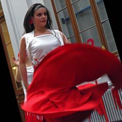 Flamenco dancer  0241 (Lieven SOETE) Tags: red woman girl female rouge donna dance mujer ballerina breasts seins chica dress body danza femme mulher young tnzer dancer skirt danse sensual sinnlichkeit nia corps tanz frau sensuality temptation dana fille baile vrouw flamenco mdchen meisje jovem jvenes corpo junge bailarina joven sensuel ragazza gitanas seduo cuerpo brste jeune temptress arabo gitana sensualidade  andalou borsten danarina seios sensuelle krper danseuse ballerine gitane balerina sensuale  sensualit tnzerin kadn danzatrice sevilhanas tnc sensualita