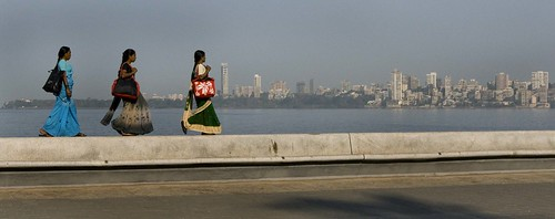 Three Women of Mumbai