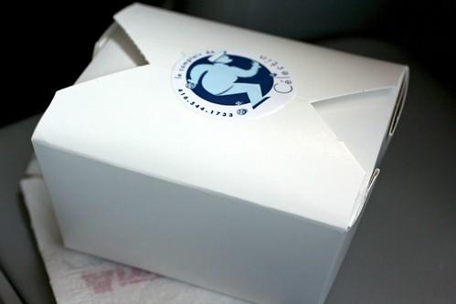 Box(es) of individual cakes