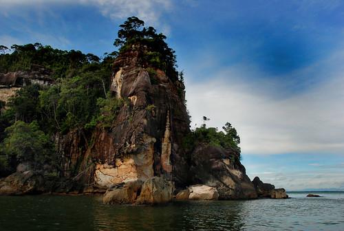 Parques naturales en Sarawak