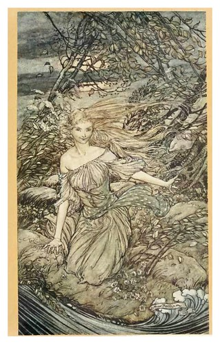 21- Undine- La Motte-Fou Freiherr de- 1919