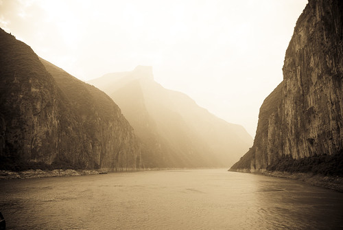 The gorgeous gorges