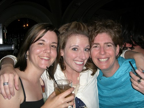 Amy, moosh, Laurie
