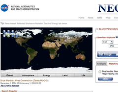 Welcome to NASA Earth Observations_1216936002292