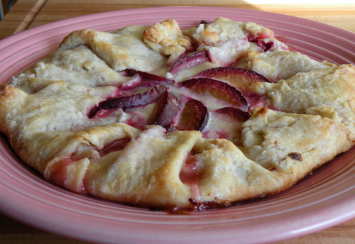 Summer Fruit Galette 2