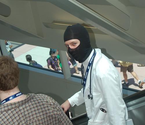 Comic Con 2008: Dr. McNinja