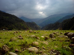 kashmir pakistan (M.Rizwan Rafique) Tags: pakistan mountain green nature beautiful beauty clouds rural natural kashmir beautifulcapture