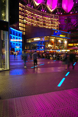 Sony Center [night] - 47 (melomania-music notes) Tags: night potsdamerplatz sonycenter