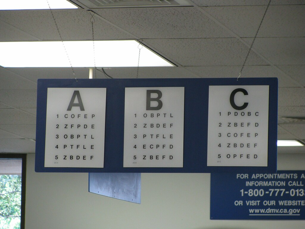 Driver license eye test chart images free any chart examples dmv eye chart california 2017 california dmv eye test driver license eye test chart gallery free nvjuhfo Image collections