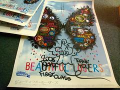 Signed Japanese Film Posters (chumpchampion) Tags: travel art film japan tokyo mikemills twist nike barrymcgee opening coverage shepardfairey margaretkilgallen amaze espo jojackson beautifullosers edtempleton thomascampbell chrisjohanson geoffmcfetridge harmonykorine joshlazcano markgonzalez stevepowers aaronrose alexisross lennymesina