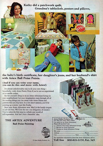 GH Needlework 1976 Artex Adventure