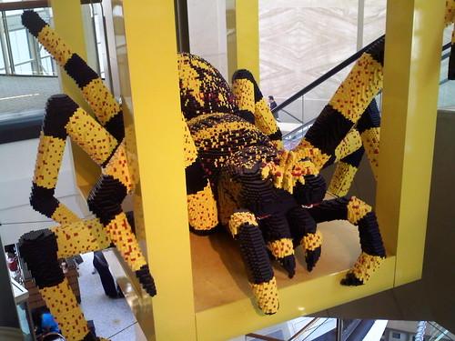Lego Tarantula