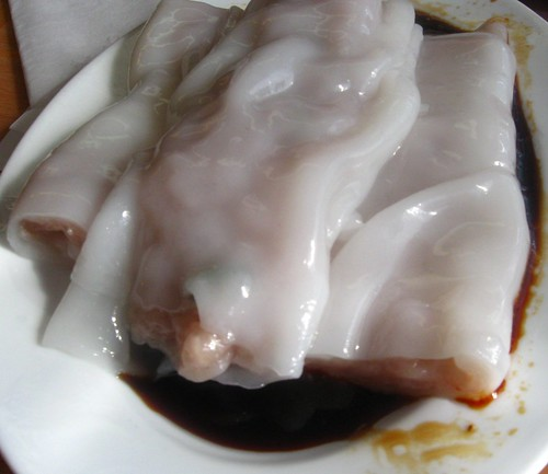Rice Rolls with Beef