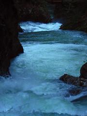 IMG_6657 (thomas.peklak) Tags: water v ravine vintgar