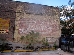 Leslie's (?) Ghost Sign - Armitage Avenue - Chicago (Mark 2400) Tags: chicago sign ghost avenue armitage leslies