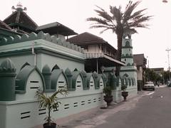 nostalgia kampoeng laweyan (fidz_jr) Tags: masjid baitullah