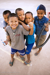 Weechai and Friends (Jeff_Speigner) Tags: friends boy boys smile smiling kids children asian fun thailand happy kid team asia buddies joy group gang smiles tire excited orphan orphanage thai canon5d gesture mischief tough mugging changrai pact hilltribe akha defiance smilingfaces excitment exhuberance indegenous houseofjoy