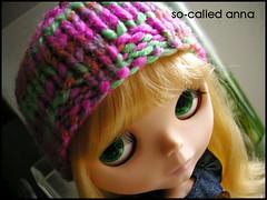 blythe bonnet