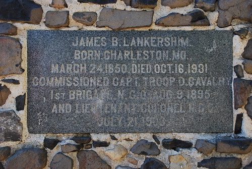 Burial Place of J.B. Lankershim
