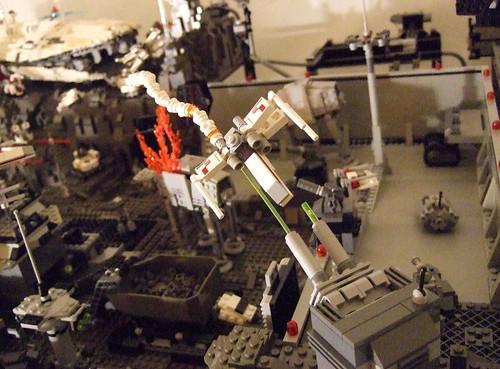 Super Lego Star Wars Battle GO!!! - Studios B3
