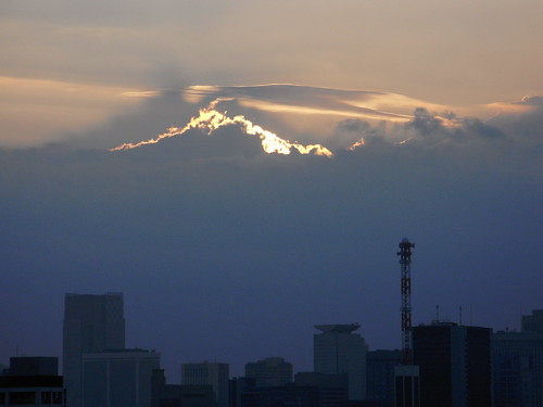 pointed cloud