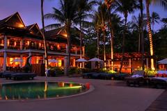 Amari Palm Reef Resort by night 5 (DocAdvert) Tags: night hotel oliver palm resort kohsamui reef dri docadvert hdr amari kramp amaripalmreefresort ollikramp
