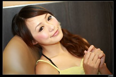 nEO_IMG_IMG_5463 (c0466art) Tags: light portrait color coffee smile rain yellow canon pose campus model university day time little sweet taiwan indoor take rest charming elegant q popular colourartaward