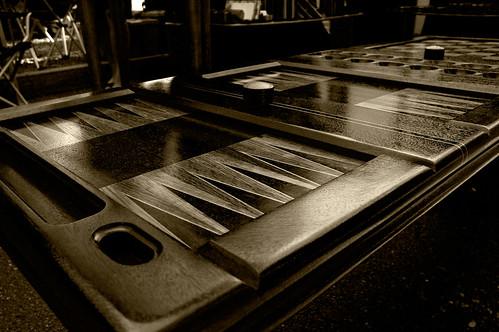 Backgammon, I prefer Othello