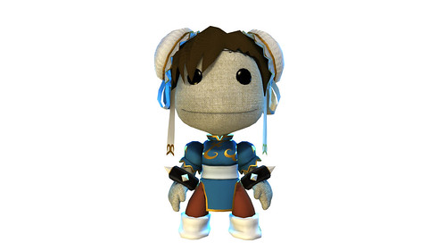 Chun Li - LBP Street Fighter Costume