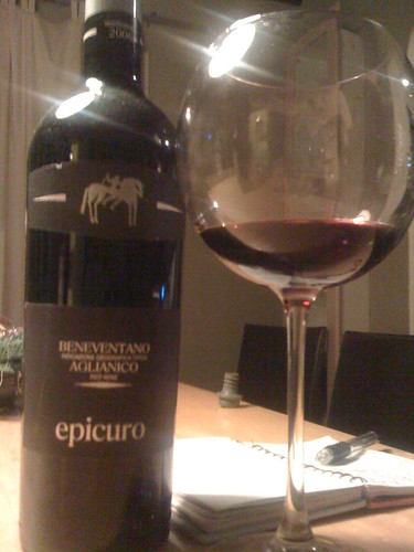 2005 Epicuro Aglianico