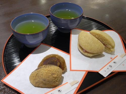 菓子苑『梅ぞの』真美ヶ丘店