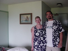 Our First Aloha Wear