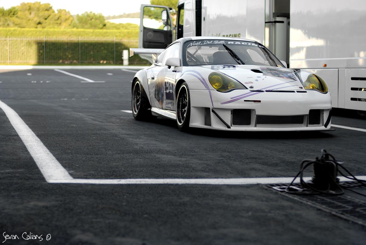Le Mans Style - Porsche 996