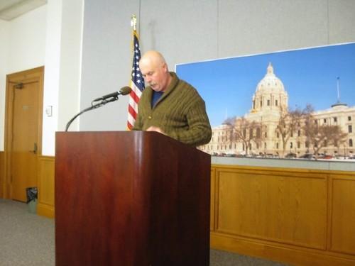 Bernie Hess, Political Director for UFCW Local 789